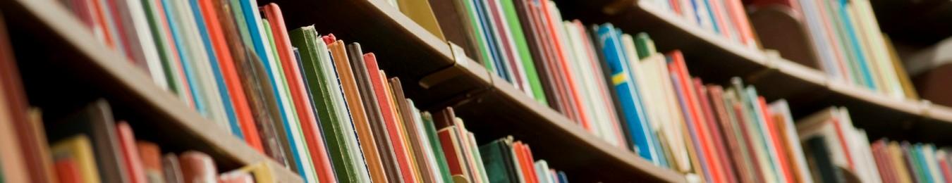 Header image - Books